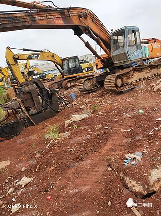 日立EX310H-3挖掘機實拍圖片