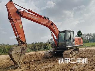 日立ZX210H-3挖掘機實拍圖片