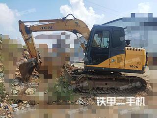 湖南-永州市二手山重建机JCM908C挖掘机实拍照片