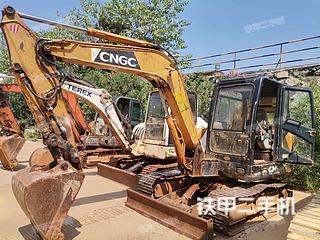 湖南-长沙市二手江麓机电CN70-6挖掘机实拍照片