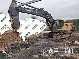 二手沃尔沃 EC460BLC 挖掘机转让出售