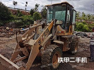 攀枝花山宇重工ZL928装载机实拍图片