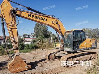 二手现代 R225LVS 挖掘机转让出售