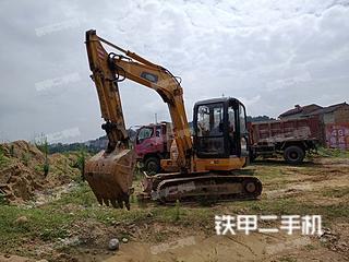 四川-成都市二手雷沃重工FR60挖掘机实拍照片