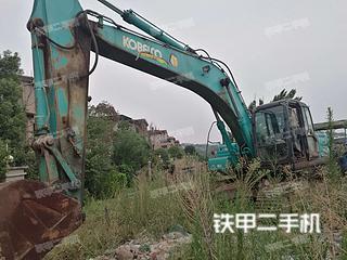 衡阳神钢SK250-8挖掘机实拍图片