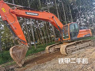 斗山DX300LC-9C广西快3开奖实拍图片