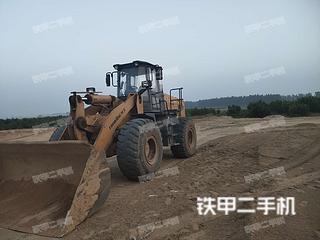 唐山龍工LG855N裝載機實拍圖片
