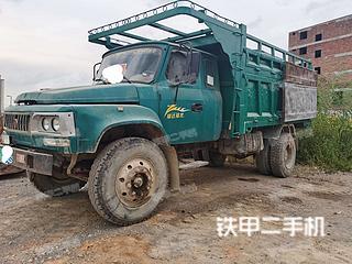 二手江淮重工 4X2 工程自卸车转让出售
