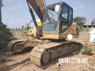 襄陽柳工CLG922E挖掘機實拍圖片