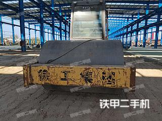 安徽-亳州市二手徐工XS263J压路机实拍照片