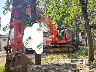 枣庄斗山DH220LC-7挖掘机实拍图片