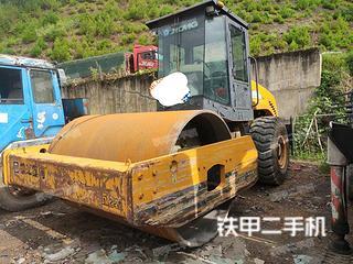 湖南-邵阳市二手徐工XSM220压路机实拍照片