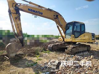 安徽-宿州市二手小松PC200-7挖掘机实拍照片