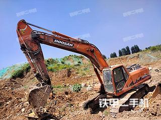 枣庄斗山DH300LC-7挖掘机实拍图片