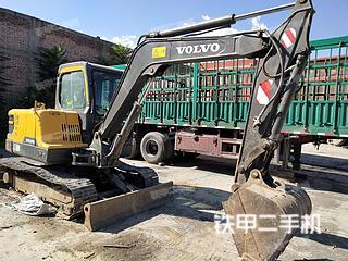 二手沃尔沃 EC60D 挖掘机转让出售