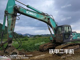 丰台神钢SK210LC-8挖掘机实拍图片
