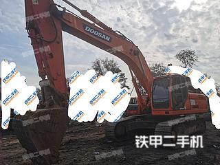 二手斗山 DX300LC 挖掘机转让出售
