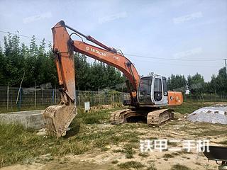 日立EX200-5挖掘机实拍图片