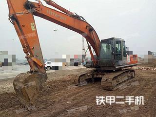 长沙日立ZX210H-3G挖掘机实拍图片