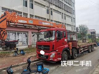 二手东风 8X4 平板运输车转让出售