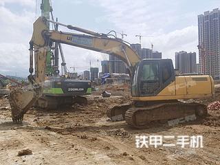 南川住友SH210-5挖掘機實拍圖片