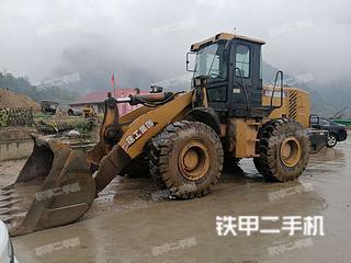 安庆徐工LW500FN装载机实拍图片