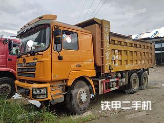 二手陕汽重卡 4X2 工程自卸车转让出售