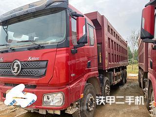 二手陕汽重卡 8X4 工程自卸车转让出售