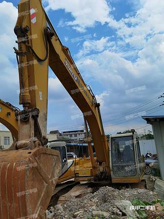 广西-玉林市二手加藤HD820III挖掘机实拍照片