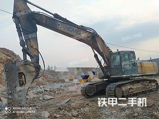 鹤壁徐工XE470C挖掘机实拍图片
