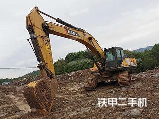 重庆三一重工SY305C挖掘机实拍图片