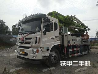 二手北方股份 北方重工37m混凝土泵车 ...转让出售
