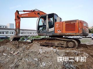 淮安日立ZX200-3挖掘机实拍图片