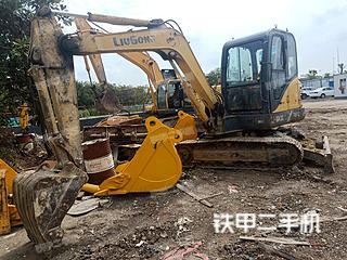 二手柳工 CLG906C 挖掘机转让出售
