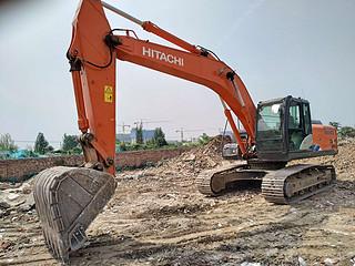 二手日立挖掘机左前45实拍图224