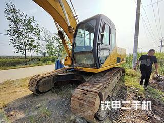 襄陽柳工CLG922LC挖掘機實拍圖片