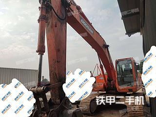 陕西-西安市二手斗山DH225LC-9挖掘机实拍照片