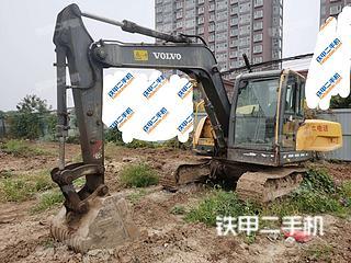 二手沃尔沃 EC80D PRO 挖掘机转让出售