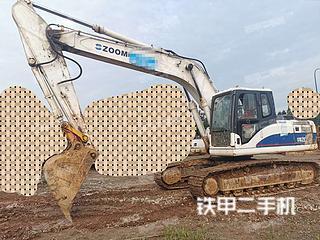 中联重科ZE230E挖掘机实拍图片