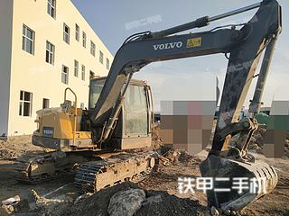 二手沃尔沃 EC80D 挖掘机转让出售