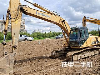 二手柳工 CLG220LC 挖掘机转让出售