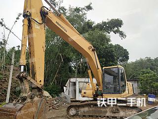 佛山小松PC200-6挖掘机实拍图片