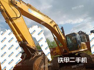 安徽-淮南市二手小松PC360-7挖掘机实拍照片