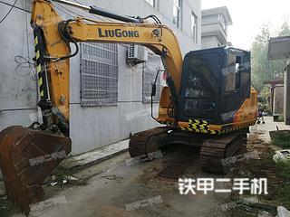 二手柳工 CLG9075E 挖掘机转让出售