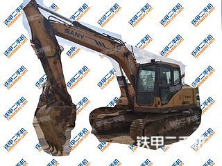 广西-南宁市二手三一重工SY135C挖掘机实拍照片
