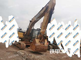 重庆三一重工SY265C挖掘机实拍图片