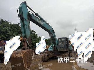 佛山神钢SK200-5.5挖掘机实拍图片
