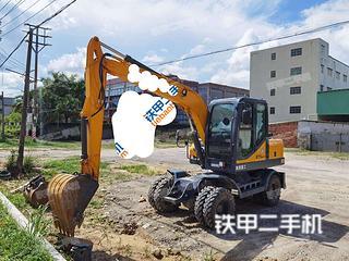厦门新源XYB75W-9挖掘机实拍图片