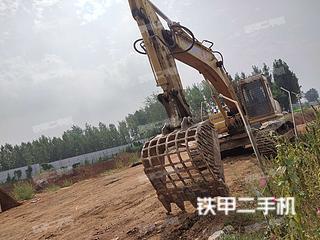 枣庄奇瑞迪凯重科DE380挖掘机实拍图片