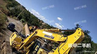 二手小松 PC270-7 挖掘机转让出售